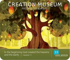 Creation Museum in Petersburg, KY...look foward to going again!