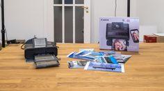 Canon SELPHY CP1200 Fotodrucker - Test & Erfahrungsbericht