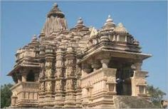 Temples at khajuraho