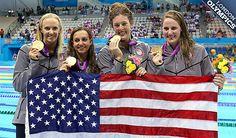 USA Women Swim Team