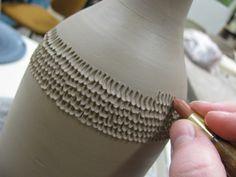 ceramic texture techniques - Google Search