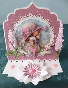 Ticket, Decorative Plates, Lily, Characters, Paper, Frame, Home Decor, Cards, Manualidades
