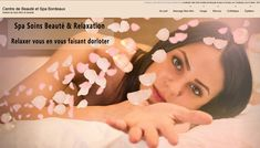 Creation Site, Antibes, Site Web, Creations, Beauty, Beauty Care, Beauty Illustration