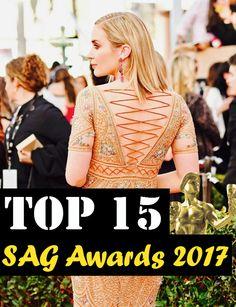 TOP 15 | Looks SAG Awards 2017
