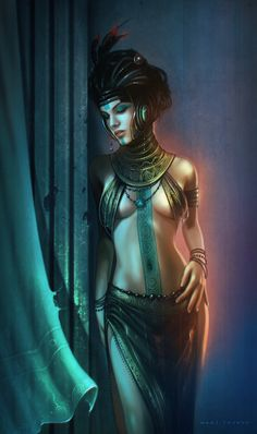 Atlantis-Princess Kidagakash Nedakh by Heri Irawan irawan