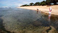 Pantai Sayang Heulang - Sayang Heulang Beach