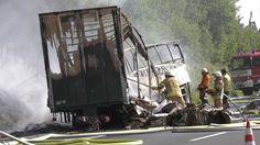 Many feared dead in German bus crash - Reuters TV