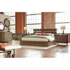 Brayden Studio Gullickson Platform Customizable Bedroom Set