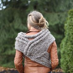 The Katniss Cowl!