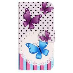 Usnjen etui Butterfly 3 za Sony Xperia XA