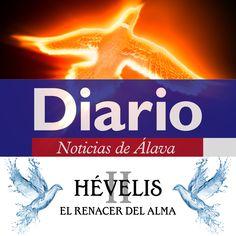 Artículo sobre Hévelis II. El Renacer Del Alma, del autor Unai García, en el Diario de Noticias de Álava.