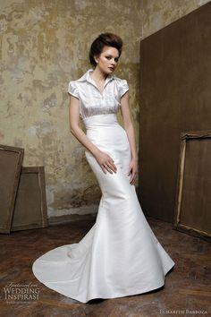 wedding dress with sleeves #modest #wedding #dress #sleeves