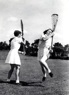 1950s Lacrosse