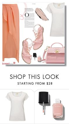 """""""Peace and Harmony"""" by goldenhour ❤ liked on Polyvore featuring White Stuff and Chanel"""