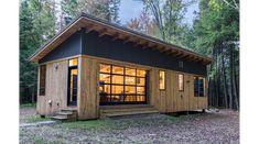 Cahill Cabin - Cushman Design Group