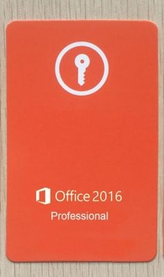 microsoft office professional 2016 ms office 2016 key card microsoft office pinterest. Black Bedroom Furniture Sets. Home Design Ideas