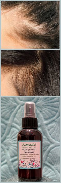 Tension causes tightness in the scalp, which restricts blood flow. Scalp massages restore pliability and relieve tension, helping to create an ideal environment for hair growth. Massaging the scalp helps loosen and remove dead cells and excess sebum on the scalp, which can hinder hair growth. It opens hair follicles and stimulates your scalp to encourage thicker healthier hair growth.