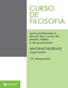 Curso De Filosofia - Ed. Zahar - Prof. Altair Aguilar