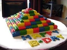 lego birthday cakes for boys - Google Search