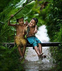 Simple joys of life