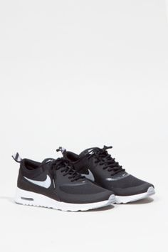 b2d51db653ff8 Shop for Nike Sportswear Footwear for Women   Air Max Thea in Black White  007