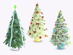A new set for Christmas 2011 - Build A Tree! This set features a multitude of items that allow you to create and customize a Christmas Tree in any way that you want. Special attention has been paid...