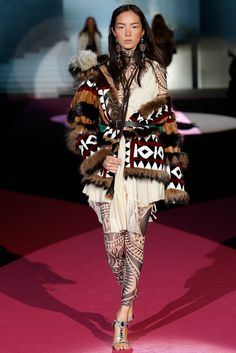 Dsquared² Fall 2015 Ready-to-Wear - Collection - Gallery - Style.com http://www.style.com/slideshows/fashion-shows/fall-2015-ready-to-wear/dsquared/collection/18
