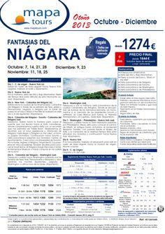 Fantasías del Niágara salidas hasta el 23 Diciembre **desde 1274** ultimo minuto - http://zocotours.com/fantasias-del-niagara-salidas-hasta-el-23-diciembre-desde-1274-ultimo-minuto-10/