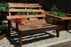 When you are recycling something especially for the outdoor like patio or your garden, you have to keep in mind some certain factors like you must focus on the design and shape, and you can also use some deteriorated shipping pallets as they become more tolerant for the extreme weather conditions.