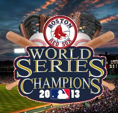 World Series Champions 2013 Poster