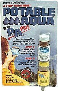 Wisconsin Pharmacal Potable Aqua Plus ** Click affiliate link Amazon.com on image for more details.