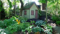 create a secret garden - Google Search