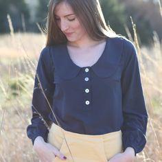 Pattern (Megan Nielsen) - Piedmont Blouse
