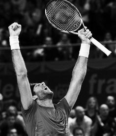 Life is a Sport, Make it Count:  Juan Martin Del Potro of Argentina wins Estoril Open title in Portugal.  #tennis
