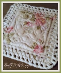 Beekeeper s Quilt Free Pattern Crochet : 1000+ ideas about Ribbon Quilt on Pinterest Ribbons ...