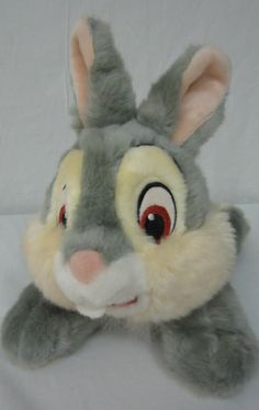 "Disney Store Thumper 10"" Bunny Rabbit Exclusive Bambi Plush Stuffed Toy"