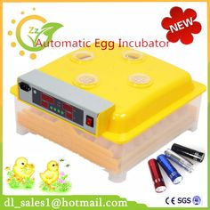 fully automatic egg incubator holding 48 chicken eggs cheap incubator DE stock #Affiliate
