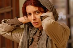 """Leila Hatami- Iranian Actress in """" A Separation"""""""