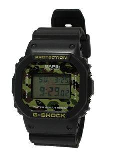 Bape x G-Shock