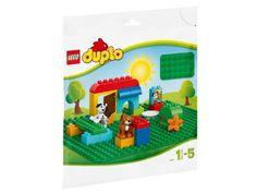 Lego 2304 - Duplo Bauplatte, grün