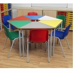 Preschool Clroom Tables And Chairs