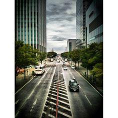 #instar #iphone3gs 직선이 아름답게 느껴질 때 - 도시를 다시 보다 20 - @bluerain_- #webstagram
