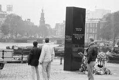 Monument Joods Verzet 1940-1945