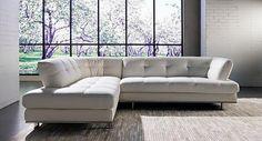 Stefano corner modular lounge