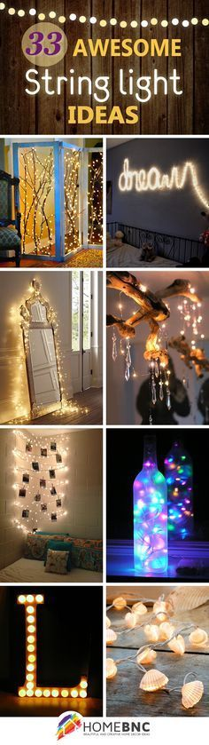 String Lights Decorations