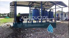 Ahorro y Protección del Agua - Diseño web por FieOS SAS