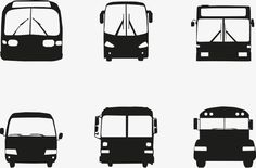 Silhouette vector bus PNG and Vector Car Silhouette, Silhouette Vector, Urban D, Photoshop, Background Images, Planer, Silhouettes, Adobe, Presentation