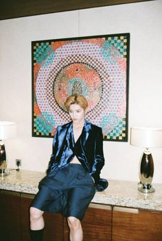 Photo album containing 29 pictures of Taeyong, Ten Nct 127, Nct Taeyong, Dazed Magazine, Wattpad, Romance, Jung Jaehyun, Btob, Winwin, Belle Photo