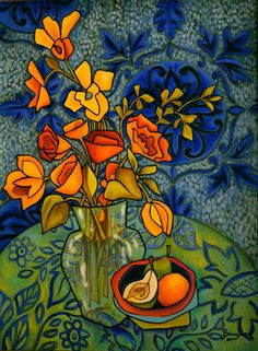 "Saatchi Online Artist: Elisa R Boughner; Oil, 2013, Painting ""Light of Your Attention"""