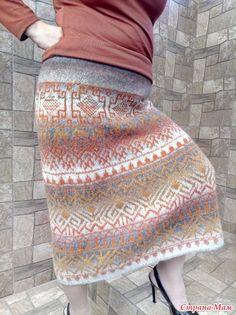 . Новая юбка перуанка